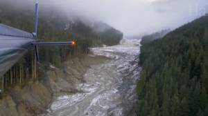 Report says climate change leading to more landslides (01:57)