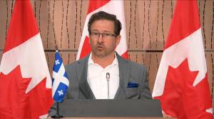 "Yves-Francois Blanchet outraged that Liberals, Conservatives using wage subsidy to ""fund themselves"""