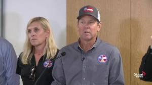 Georgia governor speaks about Dorian preparations, evacuations