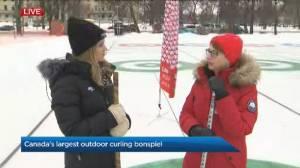Curling bonspiel longest running Heart and Stroke Foundation fundraiser