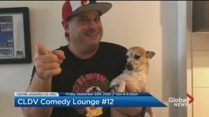 Community Event: CLDV Comedy Lounge #12