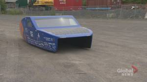Polytechnique Montreal mechanical engineering students gear up to tour Quebec in solar car (01:22)