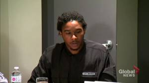 Dafonte Miller hopes to bring 'awareness' to cases of police brutality after officer convicted of assault