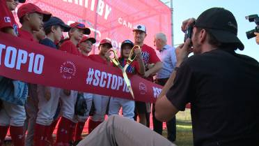I just want to play baseball': ESPN and Whitby honour