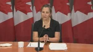Canada to impose retaliatory tariffs against U.S.