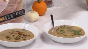 Saturday Chef: Chestnut Soup