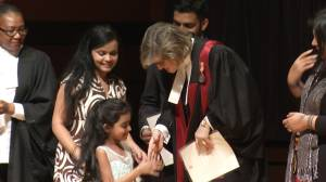 66 people officially sworn in as Canadian Citizens