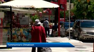 Calgary releases results of Chinatown survey (02:03)