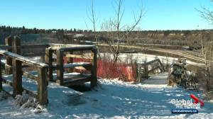 River valley renewal project in Edmonton raises questions about accessibility