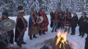 First Nations chiefs shut down pipeline work
