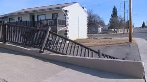 Tenants still living in 'dangerous' Cardston motel shut down by AHS