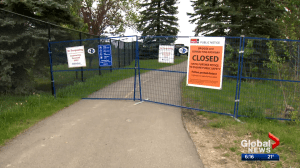 Popular path and 2 Calgary bridges will soon reopen after structural issue closure