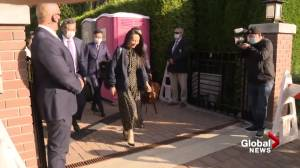 Huawei CFO Meng Wanzhou reaches plea deal with U.S. Department of Justice (01:41)