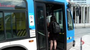 STM returns to enforcing its ticket validation and front-door boarding on buses