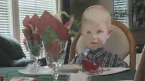 Chilliwack family using mannequins to be 'together' for the holidays (02:15)