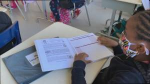 Surrey Schools extend mask mandate (03:48)
