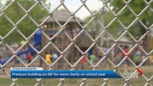 Coronavirus: Ontario education minister provides little clarity on upcoming school year plan