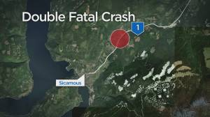 Double fatal near Sicamous kills grandfather of rising hockey star Connor Bedard (00:43)