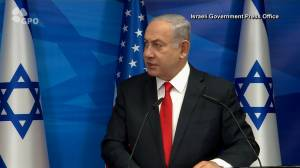 Israel PM Netanyahu signals resistance to possible diplomatic push by Biden with Iran (00:42)