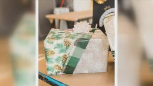 Creative gift wrapping ideas from Pinnovate DIY Studio (04:52)