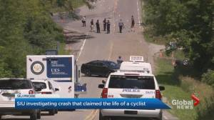 Ontario's police watchdog probing role York officers played in fatal crash involving cyclist