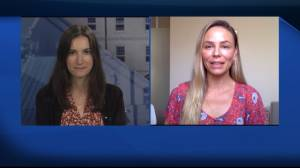 A specialist tells Global News Morning Kingston about the rise in eating disorders (05:41)