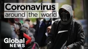 Coronavirus around the world: May 12, 2020