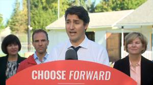 Federal Election 2019: Trudeau critical of Scheer for 'south of the border'-style misinformation