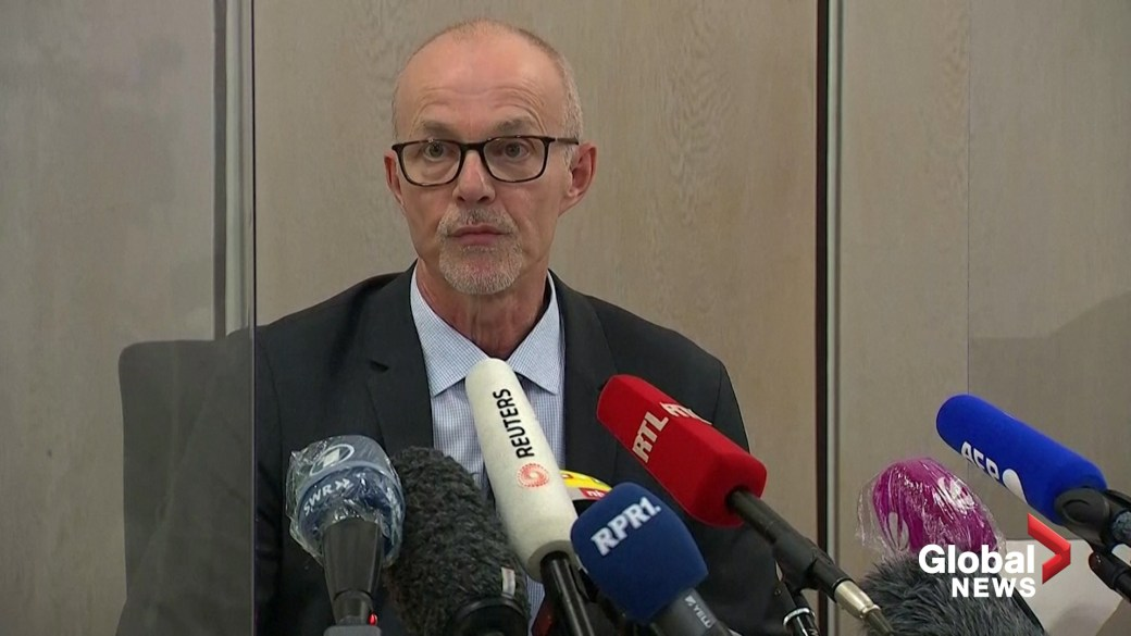 Click to play video 'Prosecutor says suspect in German car attack was drunk, terrorism not a motive'