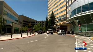 COVID-19: Some Foothills hospital cardiac patients being diverted to Edmonton