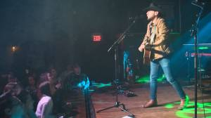 Country star Brett Kissel to perform at Edmonton drive-in concert