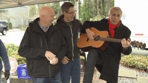 Punk legend & Burnaby councillor organizes instrument drive
