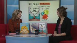 Teaching children about the power of their mind in Kristin Pierce's new book