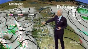 Edmonton early morning weather forecast: Thursday, October 14, 2021 (01:33)