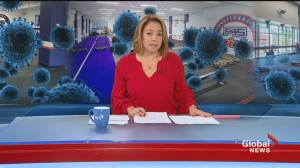 Global News Morning headlines: TUESDAY, OCTOBER 27, 2020 (03:29)