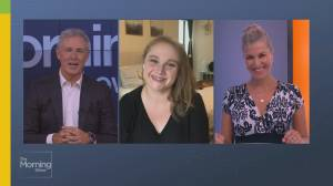 Actress Danielle Macdonald on her new role in 'I am Woman'