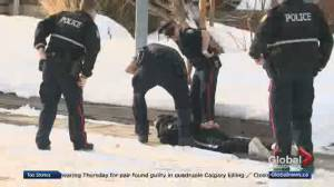 ASIRT investigating reported carjacking that led to EPS officer-involved shooting