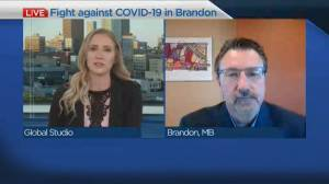 Ongoing response to COVID-19 in Brandon