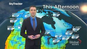 Saskatchewan weather outlook: Jan. 20 (02:31)