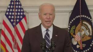 Biden says nearly 80 million Americans have still not received COVID-19 vaccine (05:44)