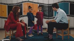 Trudeau asked about blackface by kids on 'New Mom, Who Dis?'