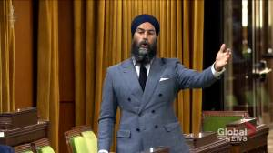 Coronavirus: Jagmeet Singh demands Liberals crackdown on those who 'profited off the pandemic'