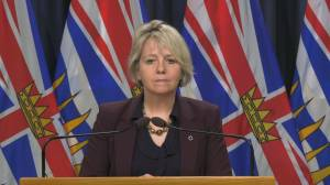 Concerns about B.C. First Nations not having access to COVID-19 data (02:10)