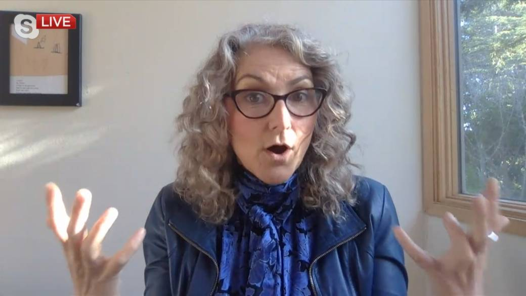 Click to play video: 'Dispelling common myths about menopause'