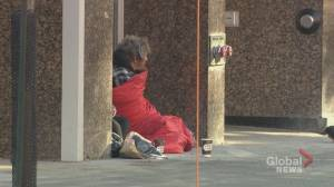 Coronavirus: Montreal homeless advocates call for amnesty when it comes to curfew (02:19)