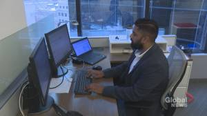 Downtown Montreal company helps employees navigate REM construction