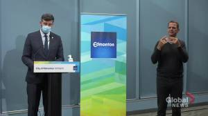 'This decision was not taken lightly': Iveson on mandatory masks on transit, city facilities