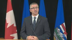 'We're on track,' says Finance Minister Travis Toews following his 2020 budget