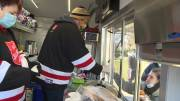 Play video: Ajax Salvation Army launches 'Hope On Wheels' program