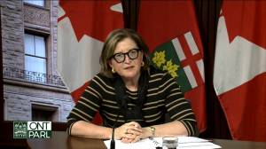 Coronavirus outbreak: Ontario Public Health says 308 total confirmed cases of COVID-19 in the province